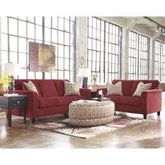 Signature Design by Ashley Hyla Living Room Set #ATGStores
