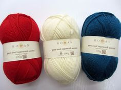 Our Pure Wool Superwash Worsted has amazing colours for knitting for the Queen Rowan Yarn, Sewing Blogs, Exeter, Colours, Throw Pillows, Queen, Pure Products, Embroidery, Quilts