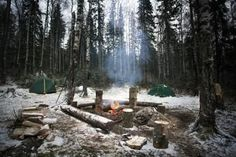 9 Tips for Winter Camping --How to enjoy winter camping despite the cold weather