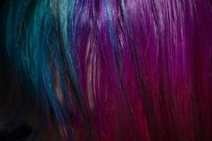 I love close ups of my hair
