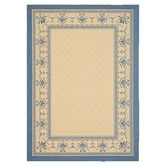 Found it at Wayfair - Courtyard Ivory Area Rug