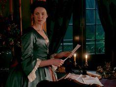 Outlander season 2 Claire Fraser in Paris season 2 of outlander