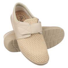 """Pantofi ortopedici, pentru femei, piele si stretch, captuseala OnSteam®, PodoWell Psyche. Recomandati pentru: """"monturi"""" / Hallux Valgus, Quintus Varus (deformari ale degetului al cincilea/montul croitorului), dureri plantare: Neuromul lui Morton, plantari, pentru persoanele care doresc incaltaminte ortopedica confortabila. Gama de marimi fabricate: 35-42. Pool Slides, Sandals, Shoes, Fashion, Lady, Bunion, Moda, Shoes Sandals, Shoe"""