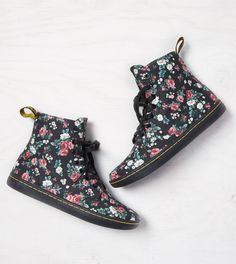 Dr. Martens Hackney Floral Boot
