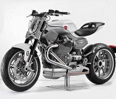 A great concept bike from 6 years ago...#motoguzzi #guzzi #custombike #custom #motorbikes #sportbike #motorbike #motorcycle #motorcycles #ducati #ducatista #yamaha #kawasaki #honda #hondaracing #harley #harleydavidson #bmwmotorrad #supermotard #racebike #racer #crosser #chopper #motocross #italy
