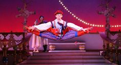 The Nutcracker is a holiday tradition for the Pittsburgh Ballet Theatre. The Cultural District in Pittsburgh is teeming with events all year.
