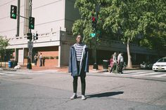 The Upsetter presents a featured spread for Stutterheim Raincoats in the heart of DC's Chinatown. Normcore, Clothes, Instagram, Style, Fashion, Outfit, Clothing, Moda, Kleding