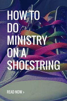 Take a look at some pocketbook-friendly possibilities for your children's ministry!