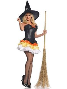 Sweet Treat Witch Adult Costume
