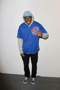 Tyler The Creator of Odd Future at the Levi's 501 Anniversary Party in LA. So sexy Golf Fashion, World Of Fashion, Mens Fashion, Paper Fashion, Fashion Art, Tyler The Creator Fashion, Caviar, Odd Future Wolf Gang, Young T