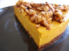 {raw vegan recipe} Sweet Potato Pie (OH MY!)