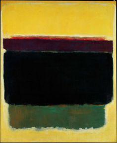 Mark Rothko - Untitled, 1949
