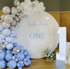 Sebastians Peter rabbit first birthday! 🐇🐇 swipe left👉👉 for more pics custom balloons by all props and walls by photography florals cakes by Baby Shower Balloons, Birthday Balloons, Baby Shower Themes, Baby Shower Decorations, Balloon Garland, Balloon Decorations, Birthday Party Decorations, Baby Boy 1st Birthday, 1st Birthday Parties