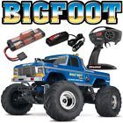 NEW Traxxas BIGFOOT CLASSIC 2WD RTR RC Monster Truck ID Battery Best Rc Cars, Rc Cars For Sale, Traxxas Rustler, Rc Rock Crawler, Rims And Tires, Rc Trucks, Rc Model, Radio Control, Bigfoot