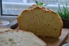 A rapariga do blog ao lado: Pão Branco (farinha de arroz+Schar) - Sem glúten