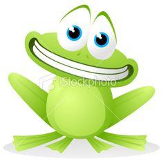 cartoon frogs   Frog Cartoon Ilustraciones vectoriales sin derechos de autor