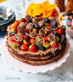 Raw Food Recipes, Baking Recipes, Cookie Recipes, Dessert Recipes, Grandma Cookies, Zeina, Chocolate Toffee, Piece Of Cakes, Something Sweet