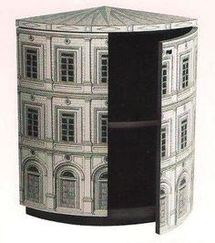 fornasetti corner cabinet architettura