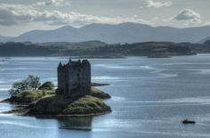 Castle Stalker,Scotland, NAME THE MOVIE THIS CASTLE IS IN!!!