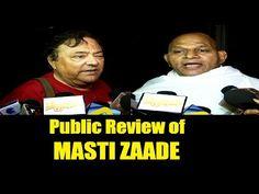 Public Review of MASTIZAADE movie | Sunny Leone, Tusshar Kapoor, Vir Das.