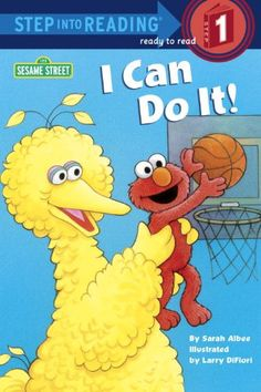 I Can Do It! (Step into Reading, Step 1, paper) by Sarah Albee http://www.amazon.com/dp/0679886877/ref=cm_sw_r_pi_dp_1rnYwb07TKRYP