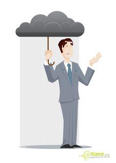 Bad Day business #illustration