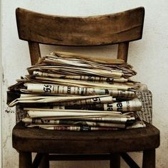 Love to read newspapers