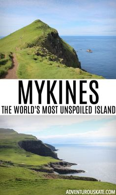 The Faroe Islands are famous for their exquisite beauty and isolation.  Yet of all the islands and villages and regions, one place stands out as the most unspoiled, most unique, and perhaps even the most beautiful. That place is a little island called Mykines.