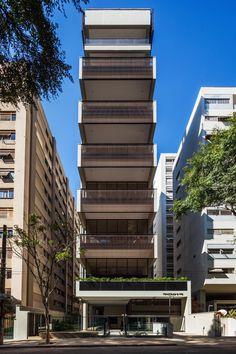 Itacolomi 445 by gruposp | Rua Itacolomi – Higienópolis, São Paulo – São Paulo, Brasil