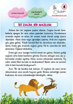 Learn Turkish, Turkish Language, Grade 1, Education, Learning, Words, Studying, Teaching, Horse