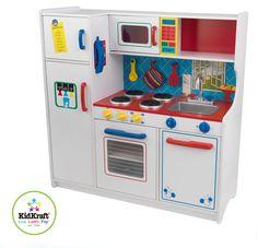 Exclusiva en Giocojuguetes para España  KIDKRAFT 53139 Let's cook   http://www.giocojuguetes.com/art.php?user_id=&func=amplinfo&codereg=001490&idio=&codesubmen=000081&cod_cat=000083