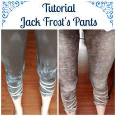 """Hey everyone! I decide i didn't want to do an """" Elsa dressing like Jack"""" cosplay anymore, I wanted to do a full Jack Frost cosplay. I sell my Elsa wig and buy a jack wig instead :) I will do a..."""