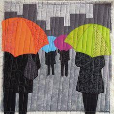 Parapluie – La Ruche des Quilteuses