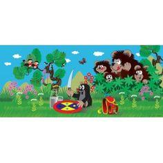 Kisvakond gyerek poszter (202 cm x 90 cm)