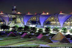 Bangkok - Suvarnabhumi Internationa