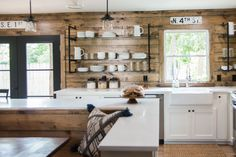 The Mid Century Modestly Priced House | Season 4 | Fixer Upper | Magnolia Market | Kitchen | Chip & Joanna Gaines | Waco, TX