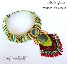 http://www.marthamollichella.com/2016/09/aleppo-bead-embroidery-necklace-martha-mollichella.html