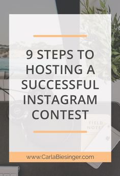 How To Run A Photo Contest On Instagram | Host An Instagram Photo Contest | Grow Your Instagram Engagement