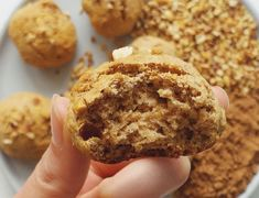 Baby Food Recipes, Diet Recipes, Healthy Recipes, Food Words, Starbucks, Healthy Snacks, Clean Eating, Muffin, Food And Drink