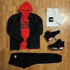 Jordans Outfit For Men, Dope Outfits For Guys, Swag Outfits Men, Nike Outfits, Casual Outfits, Casual Wear, Tomboy Fashion, Streetwear Fashion, Fashion Outfits