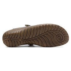 Love the soles. Naot Tia Brass Leather