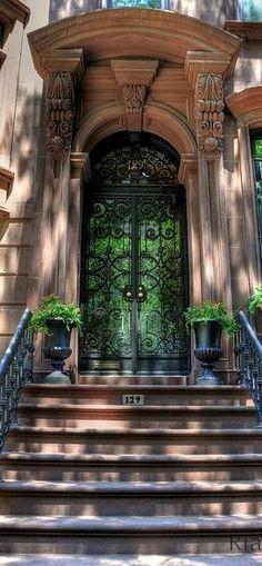 Manhattan Brownstone