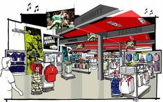store concepts - Google Search