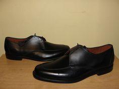 Allen Edmonds Men's Shoes Black Burton Dress Lace Up Oxfords Size 13 3E Wide #AllenEdmonds #Oxfords #WorkCareerFormal