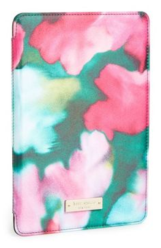 kate spade new york 'jade floral' iPad mini case available at #Nordstrom