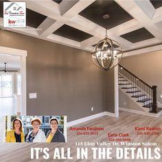 115 Elon Details Winston Salem, Tool Design, Ceiling Fan, Home Goods, Homes, Create, Simple, Home Decor, Homemade Home Decor