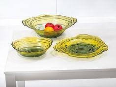 Farfurie decorativa Livorno, Flirt, Ø 46 cm Flirting, Serving Bowls, Decorative Bowls, Interior Design, Colors, Tableware, Inspiration, Home Decor, Tropical