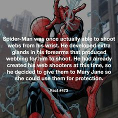 I like this better than the web shooters.