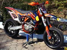 2014 450smr KTM 450 SMR