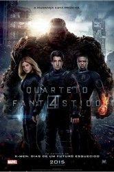 Quarteto Fantástico – Dublado
